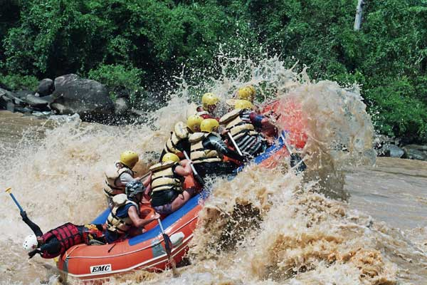 Padas-white-water-rafting